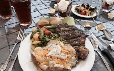 Adult Leader Steak Dinner